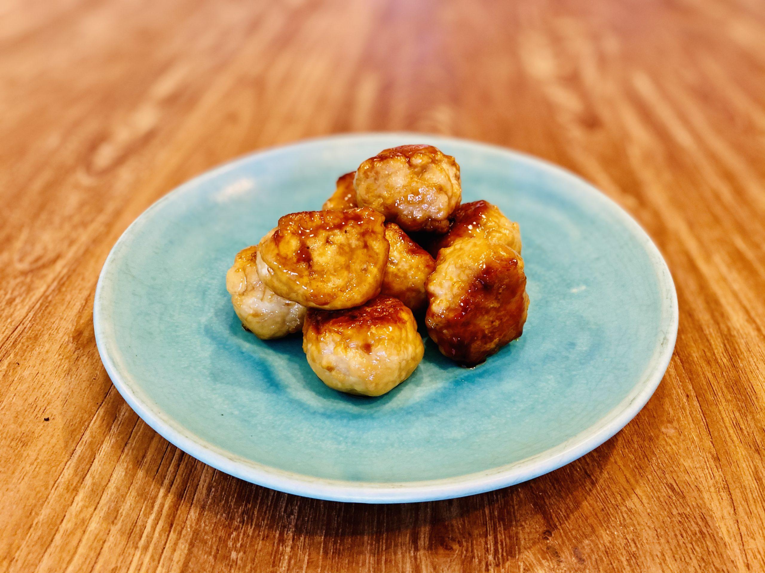 我が家の「ふわっふわの豆腐肉団子」のレシピ