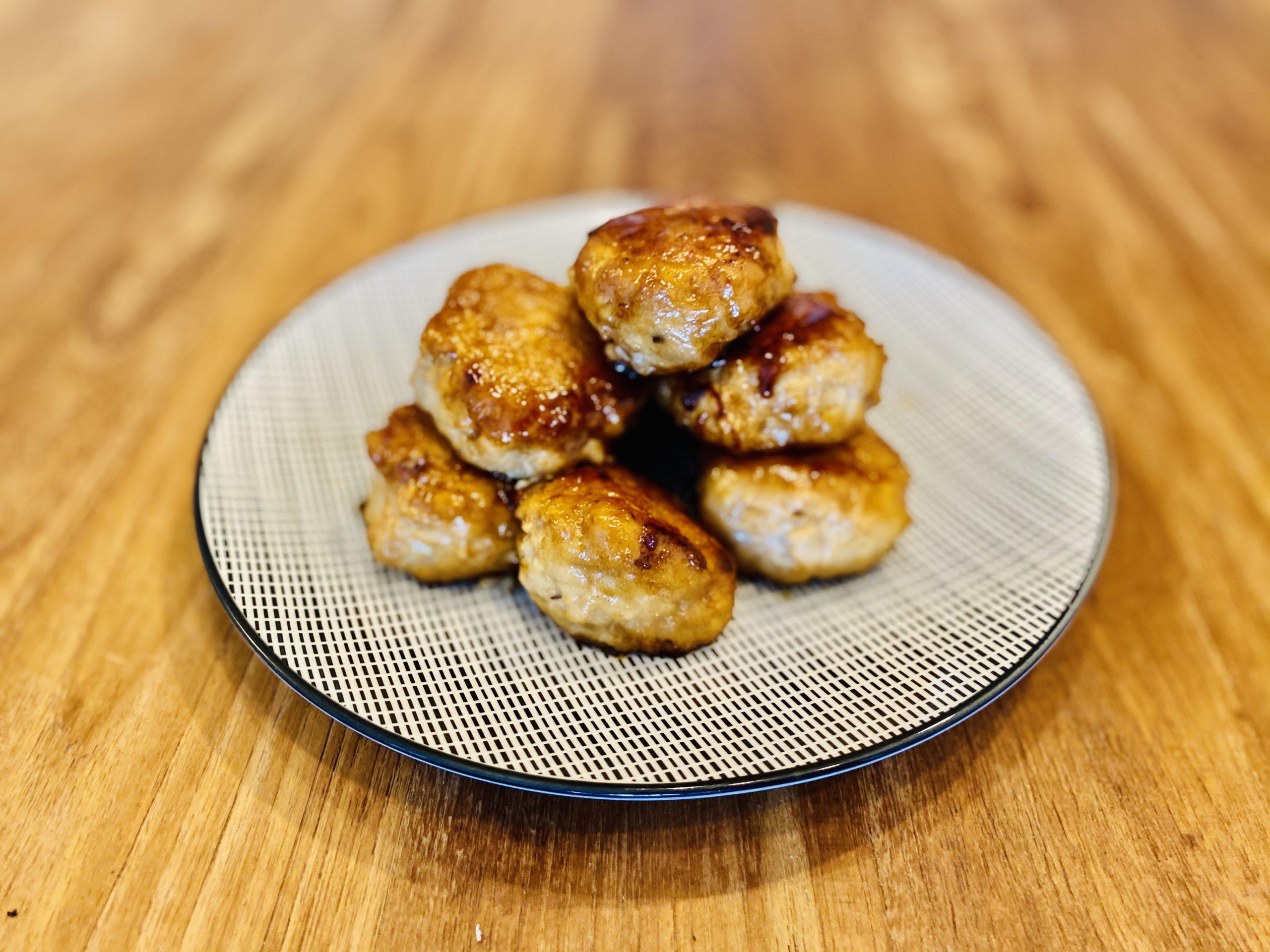 我が家の「ふわシャキのレンコン豆腐肉団子」のレシピ