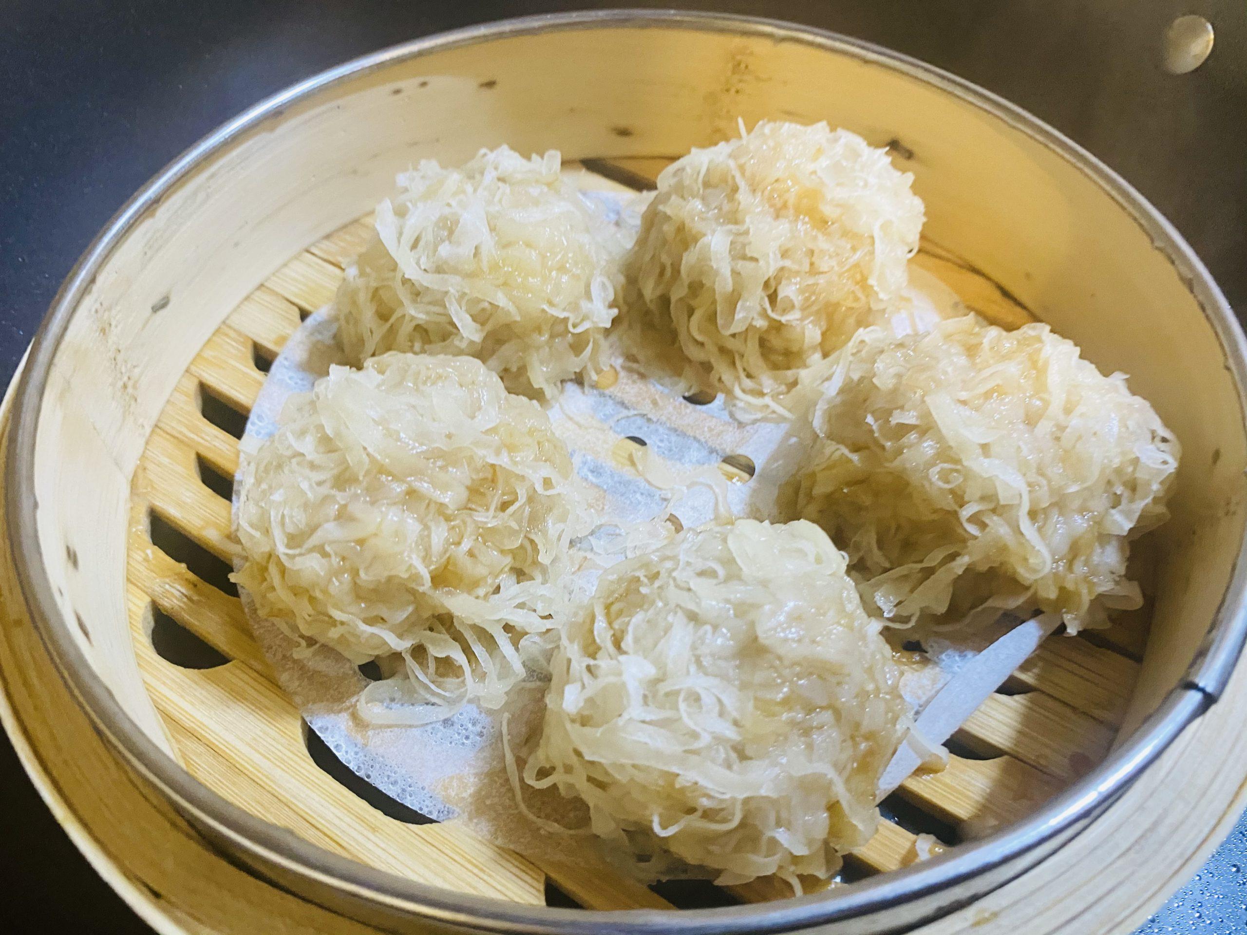 じゅわ~と染みる手作り海老シュウマイのレシピ